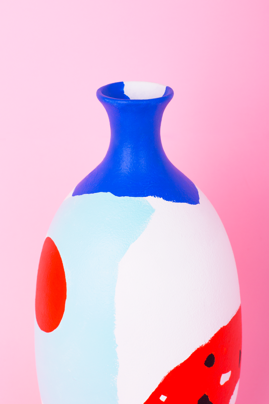ABSTRACT VASE Nº1
